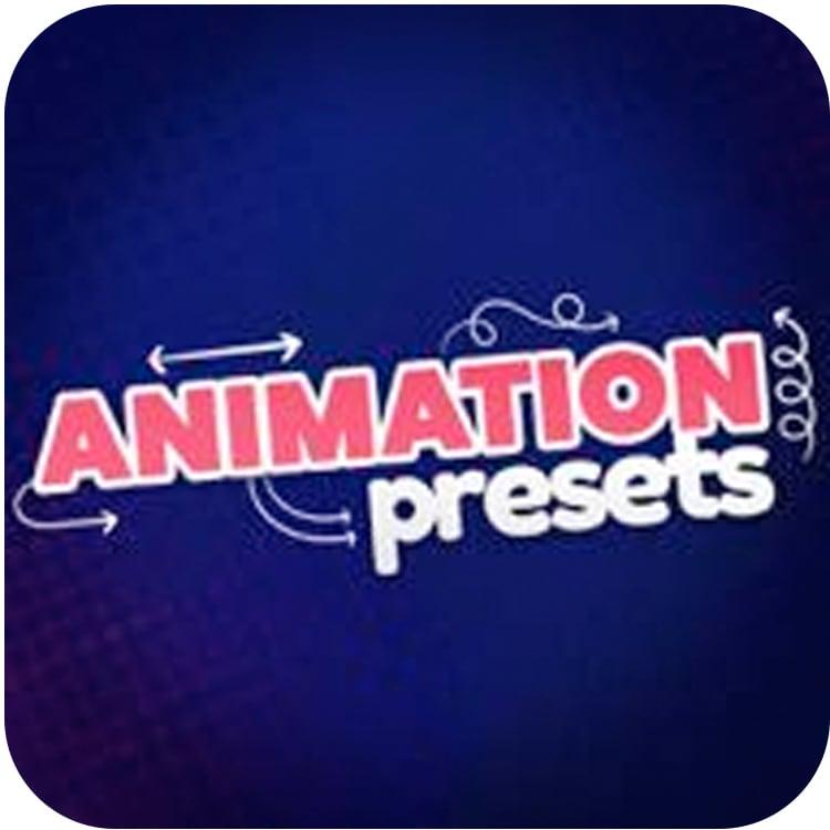 PremiumVFX Animation Presets