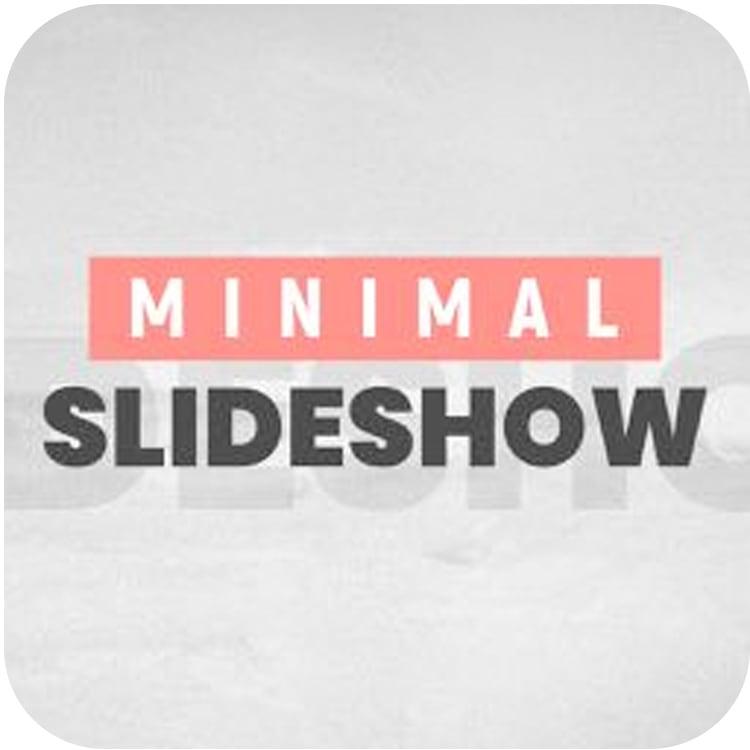 PremiumVFX Minimal Slideshow