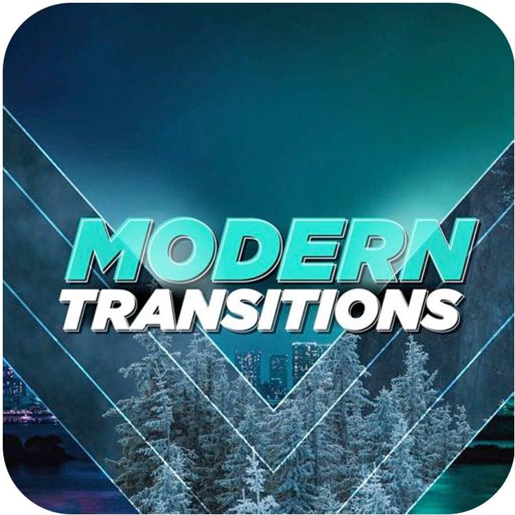 PremiumVFX Modern Transitions