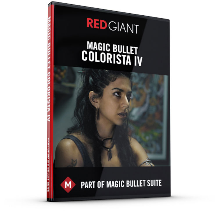 Red Giant Colorista IV
