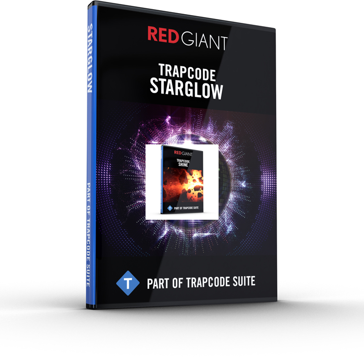 Red Giant Trapcode Starglow