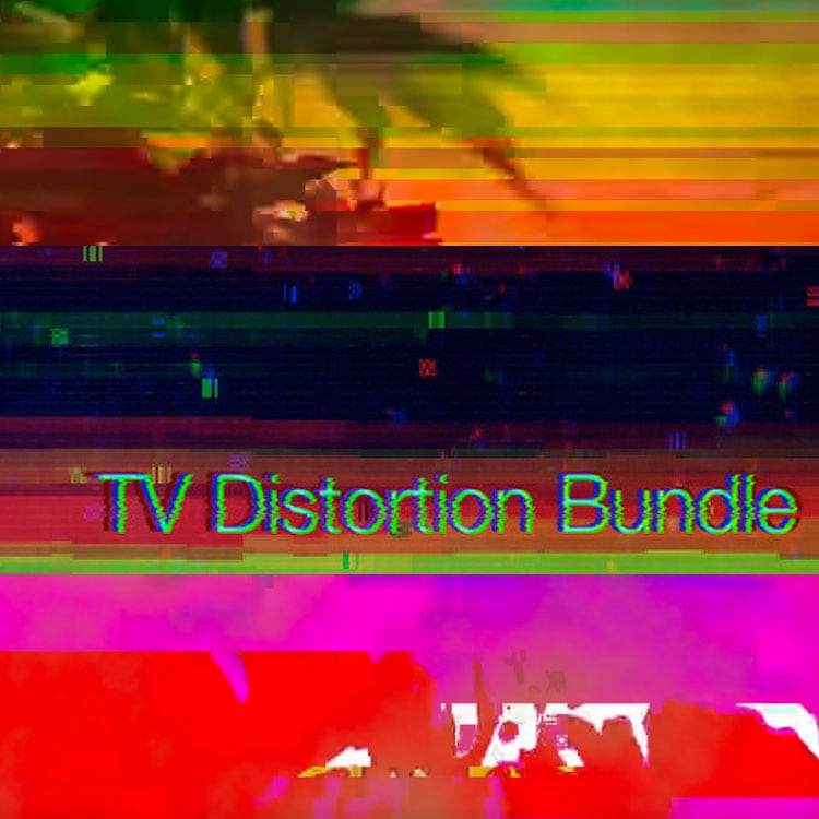 Rowbyte  TV Distortion Bundle