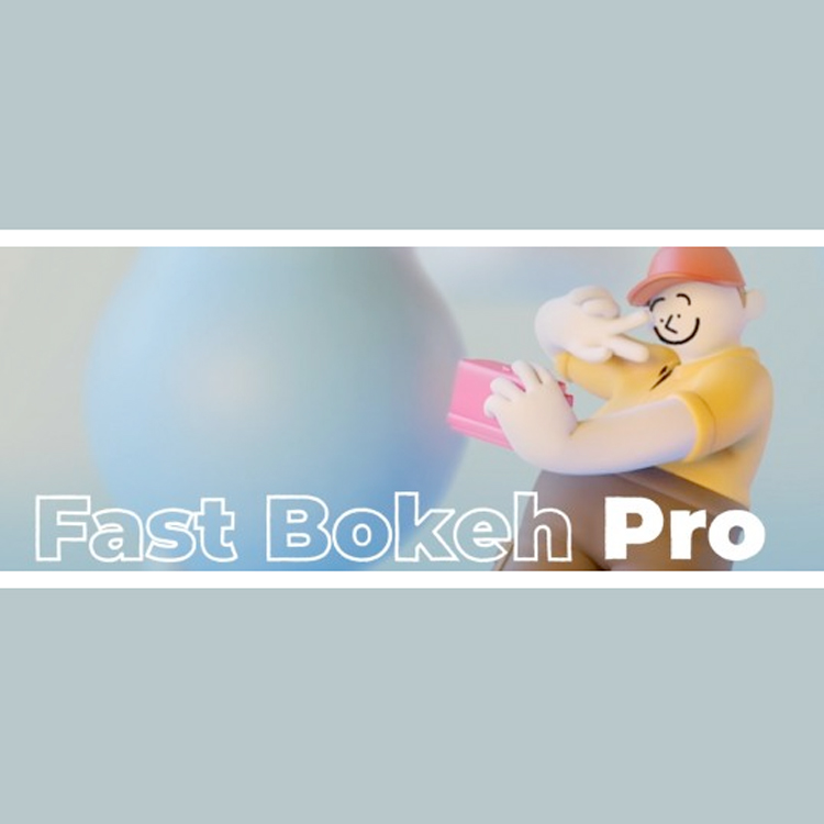 Rowbyte Fast Bokeh Pro