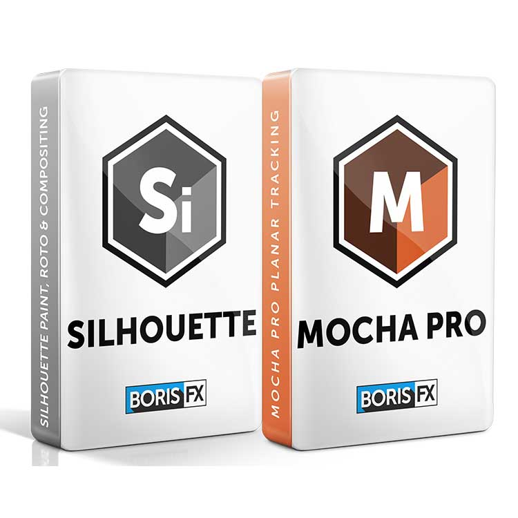 Boris FX: Silhouette and Mocha Pro Bundle