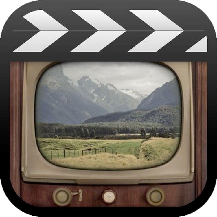 SquidFX Retro TV for FCPX
