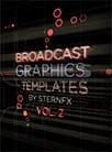 Broadcast Graphics Templates V2 by SternFX for Boris Continuum Complete AE