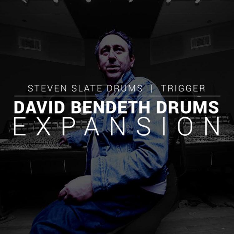 Steven Slate David Bendeth Drums EXPANSION