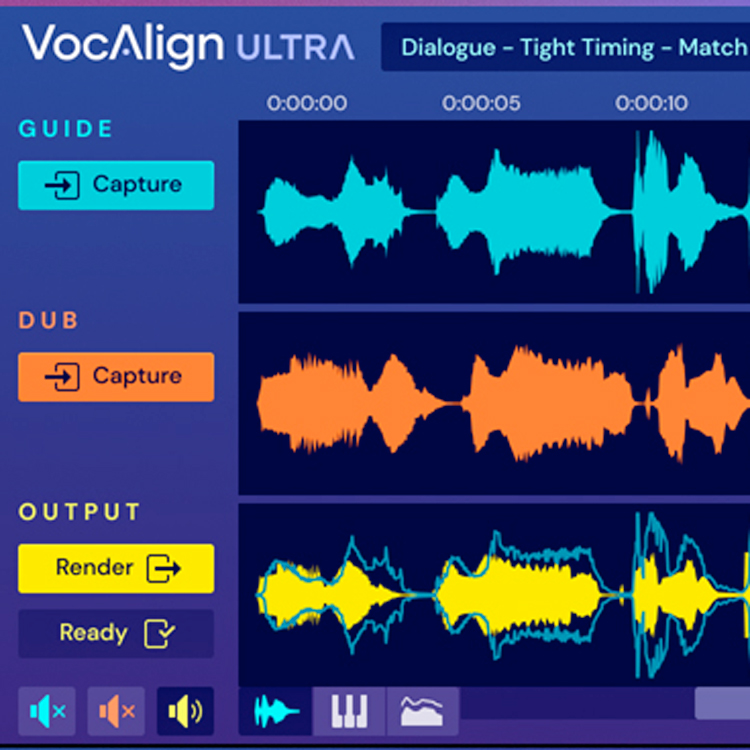 Synchro Arts VocAlign Ultra