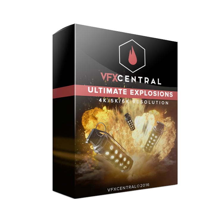 VFX Central Ultimate Explosions Pack