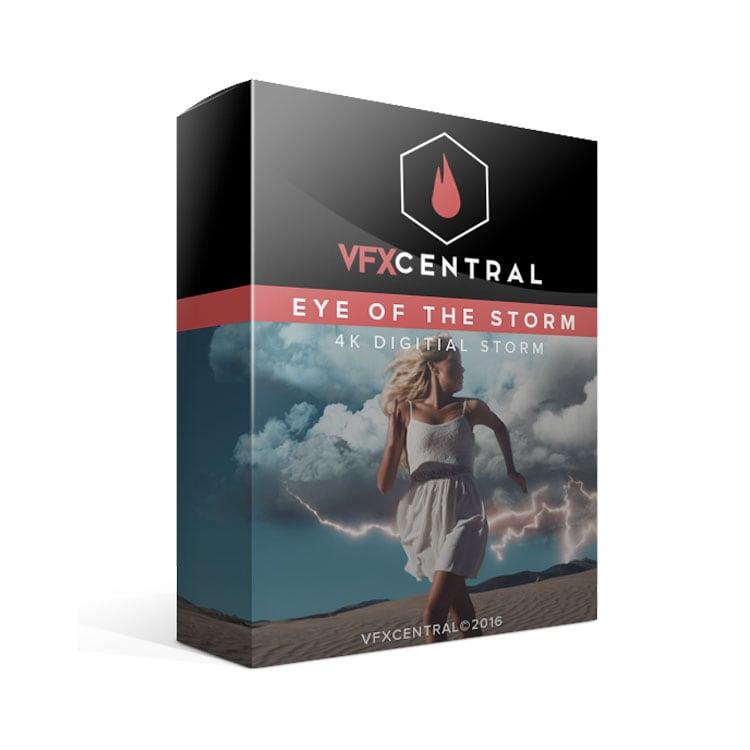 VFX Central 4K Digital Storm Effects Pack