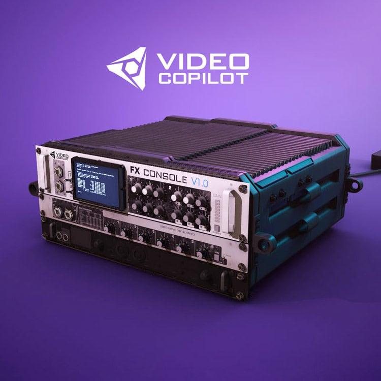 Video Copilot FX Console (Free)