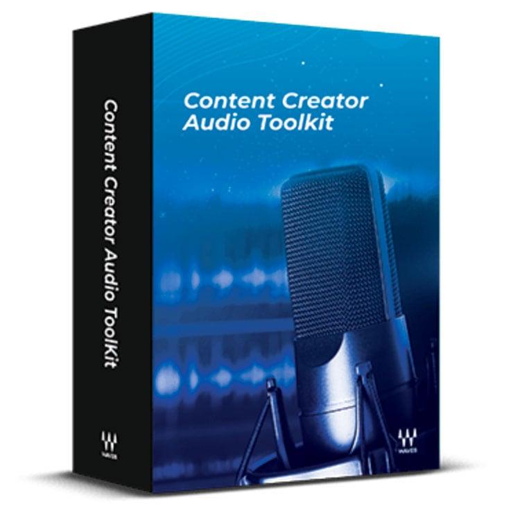 Waves Content Creator Audio Toolkit
