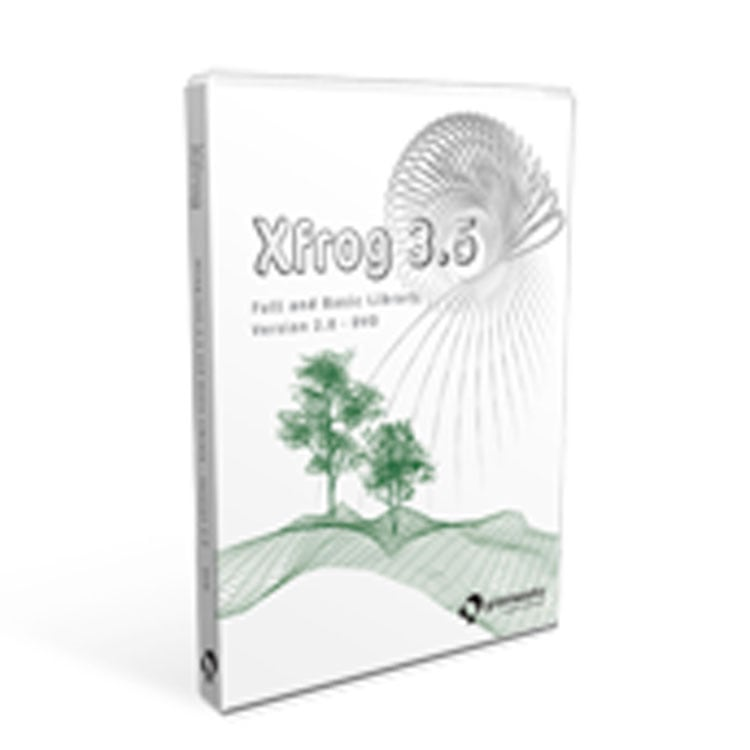 Xfrog for Windows Standalone