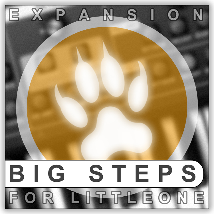 Xhun Audio Big Steps   Expansion for LittleOne