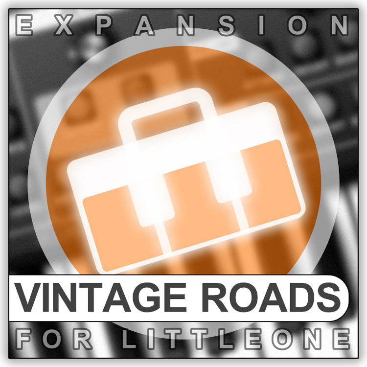 Xhun Audio Vintage Roads   Expansion for LittleOne
