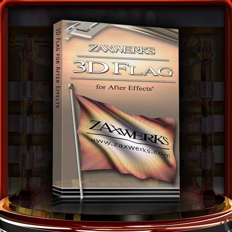 Zaxwerks 3D Flag AE