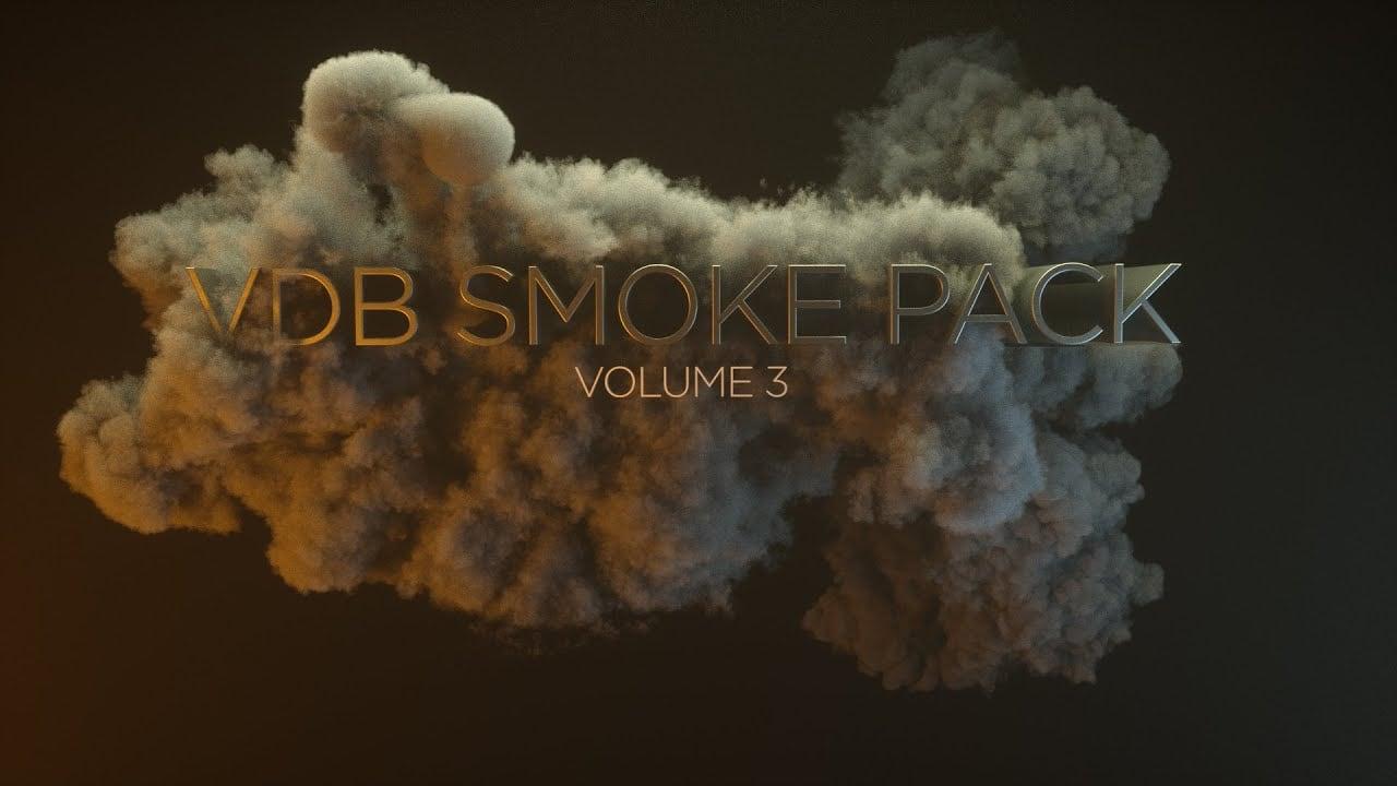 Pixel Lab VDB Smoke Pack Volume 3