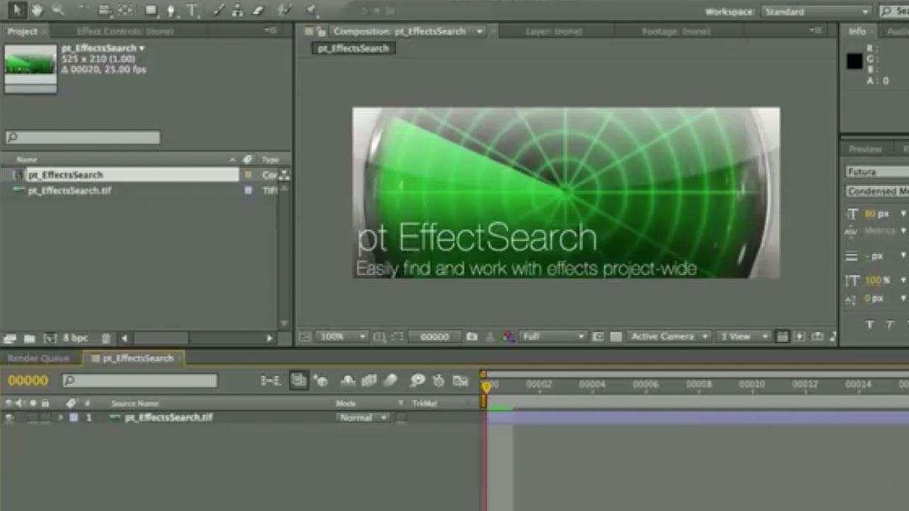 pt_EffectSearch for After Effects