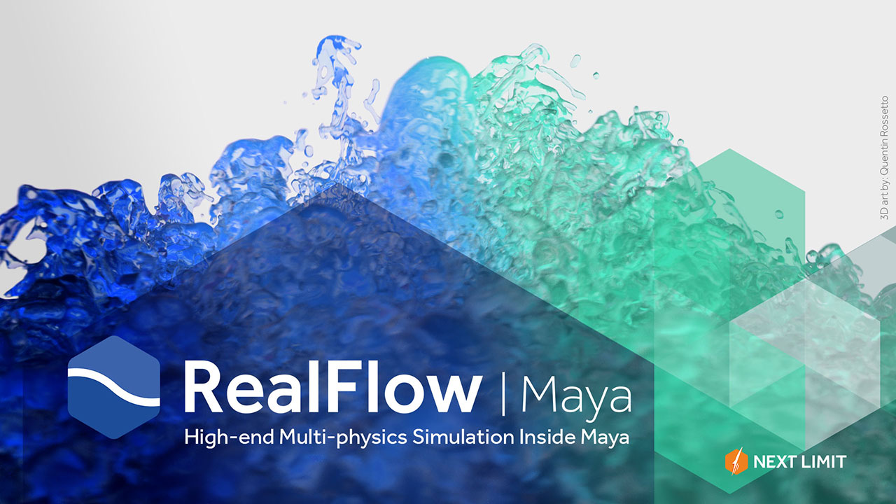 Next Limit RealFlow | Maya