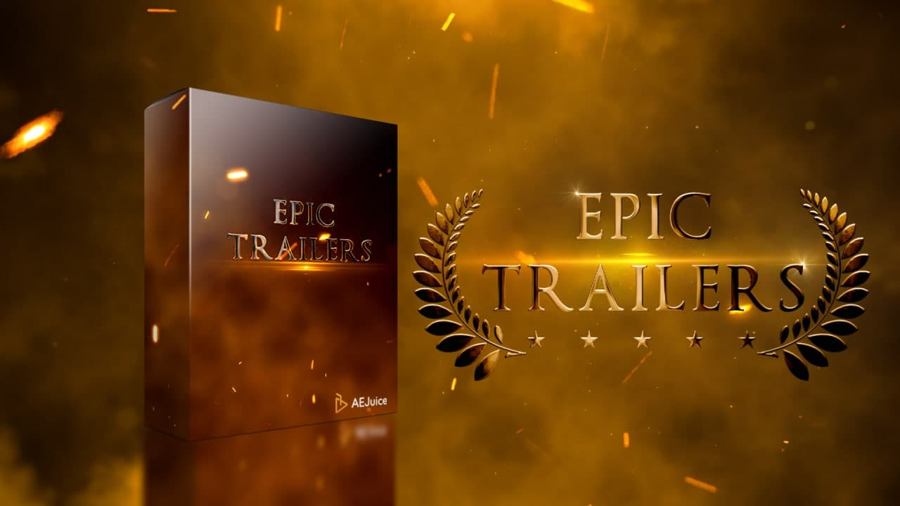 AeJuice Epic Trailers