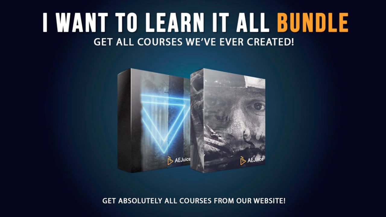 AEJuice  I Want To Learn It All Bundle