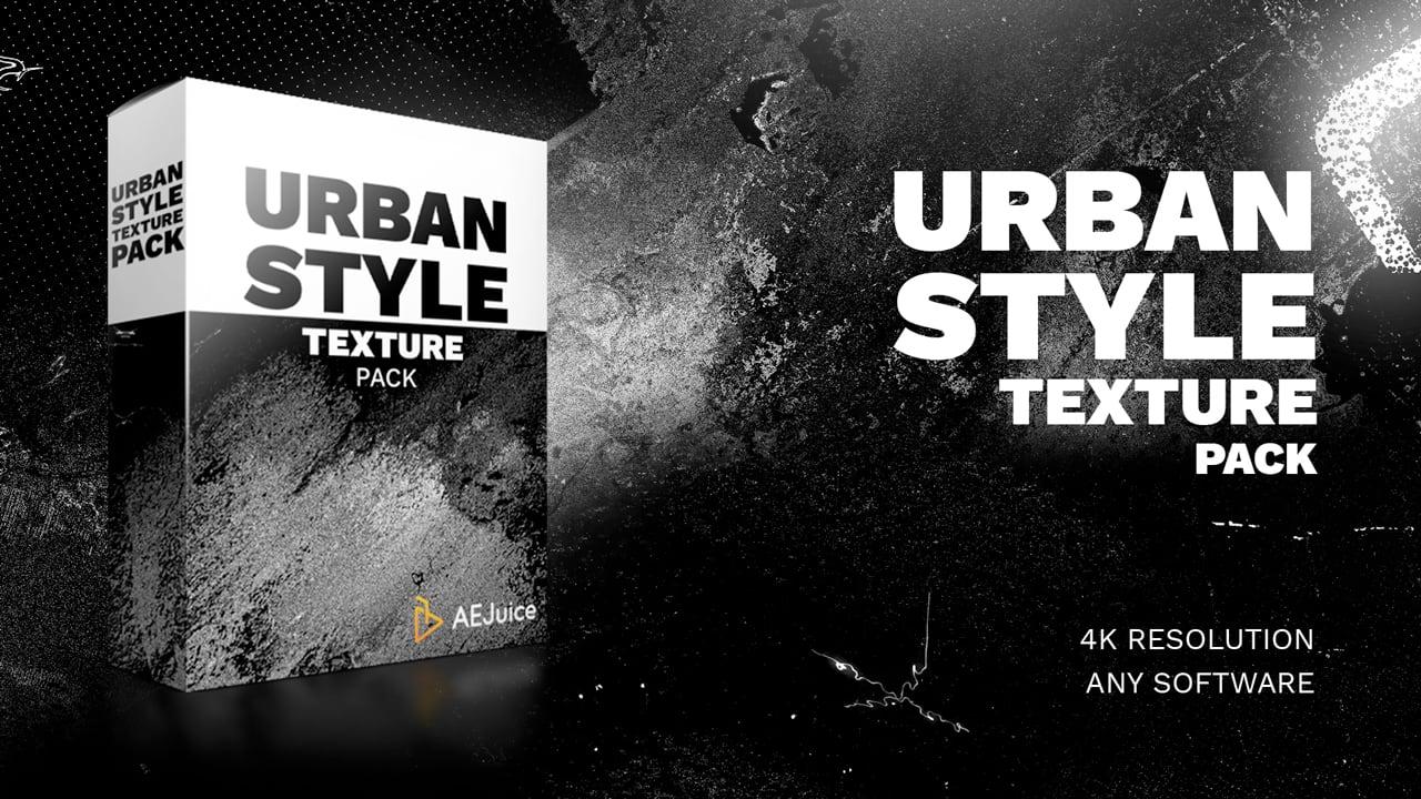 AEJuice Urban Texture Pack