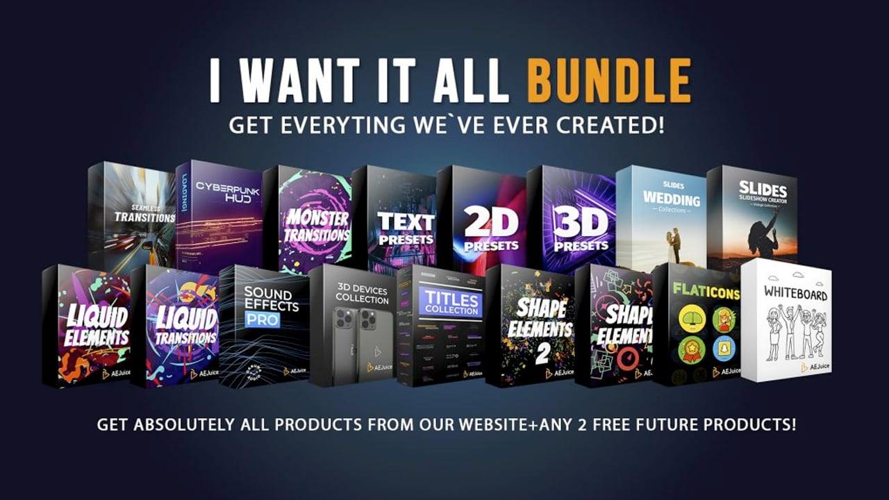 i want it all bundle