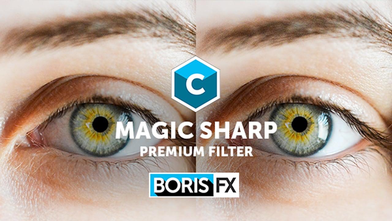 boris magic sharp