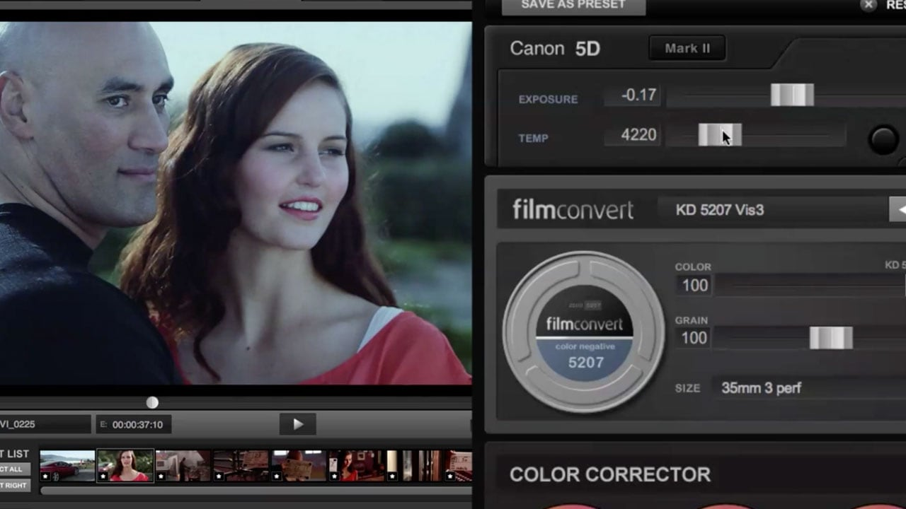 FilmConvert Bundle of All Plug-ins