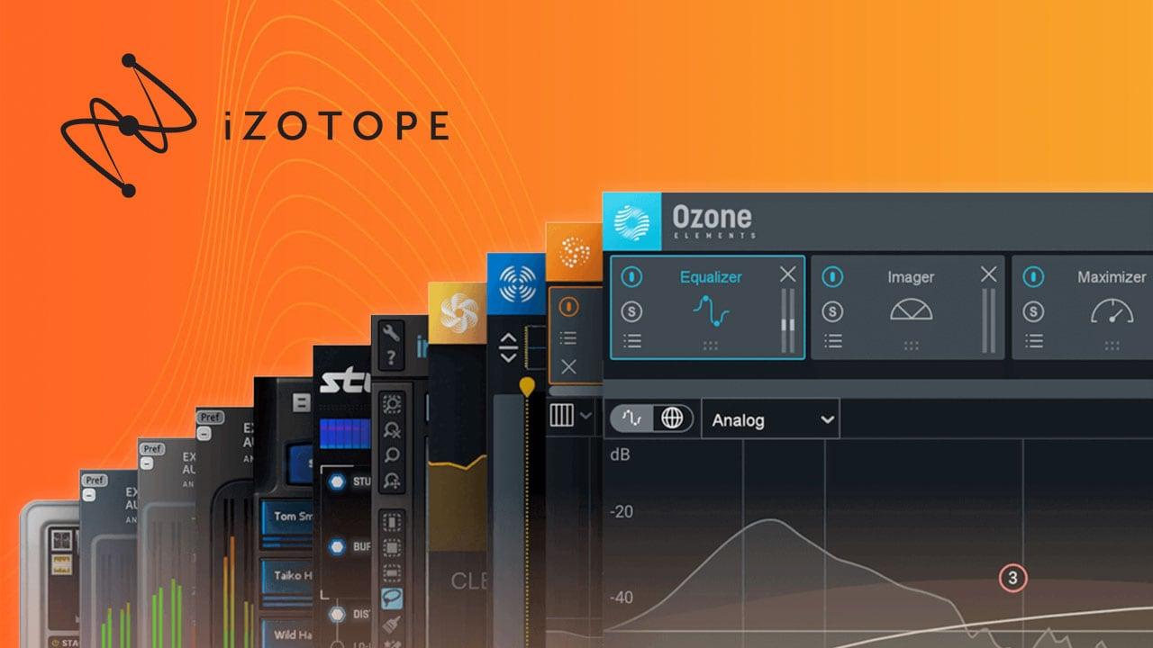 iZotope Community Appreciation Bundle