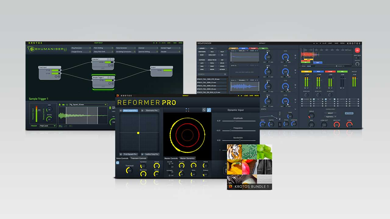 sound design bundle