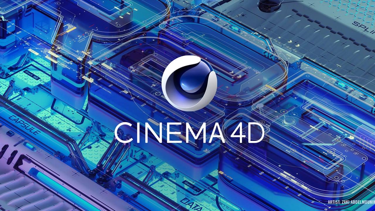 Maxon Cinema 4D S25
