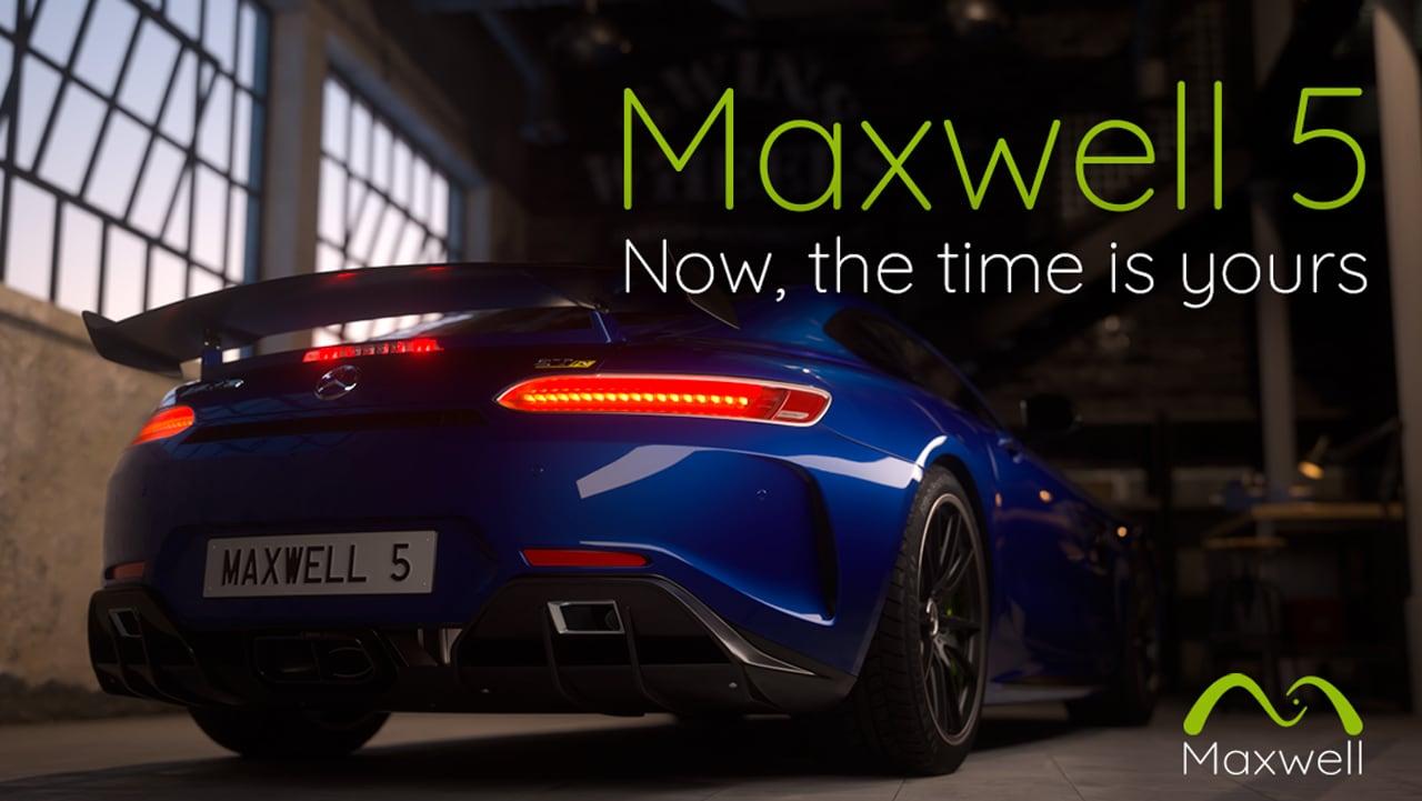 Next Limit Maxwell | Studio
