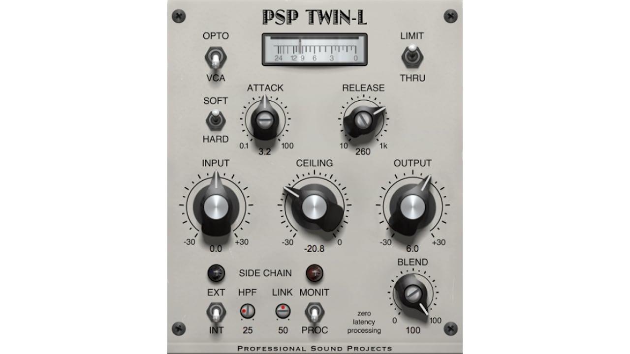 PSPaudioware PSP Twin-L