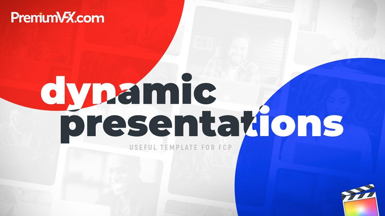PremiumVFX Dynamic Presentations