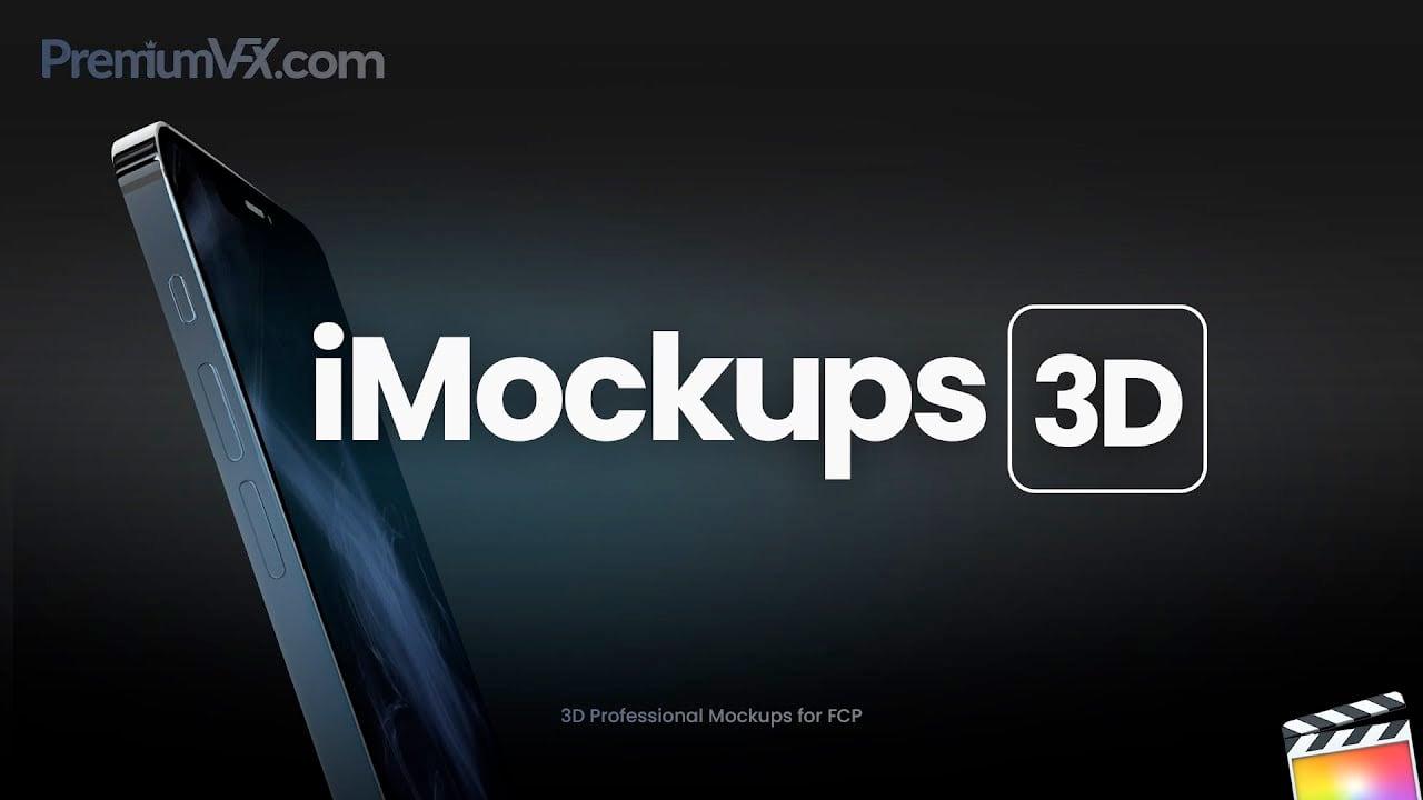 PremiumVFX iMockups 3D