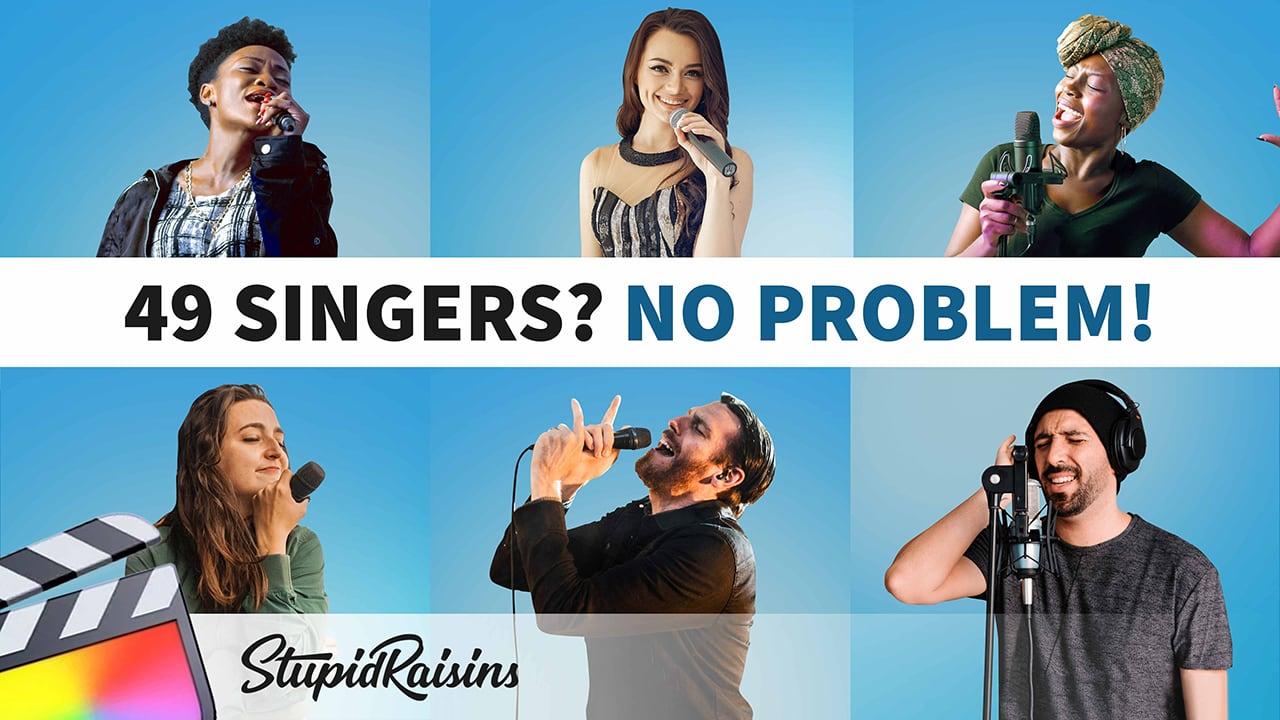 Stupid Raisins Chorus Pop