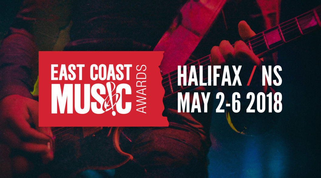 2018 East Coast Music Awards Nominees Announced!