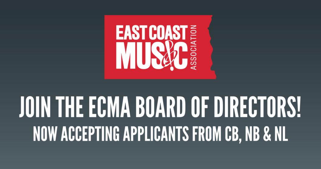 Join The ECMA Board Of Directors!