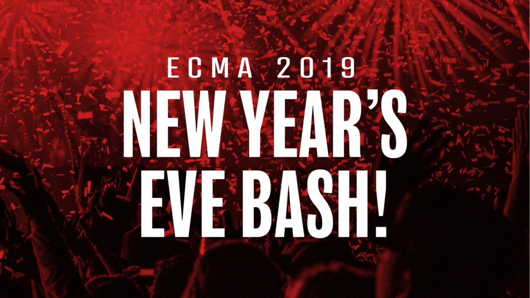 Video- ECMA New Year's Eve Bash in Charlottetown