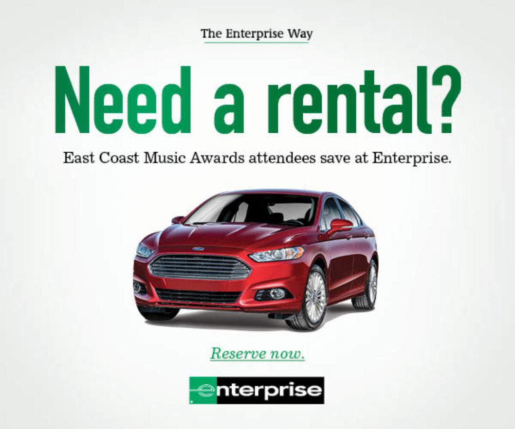 Enterprise Offering Discount For Car Rentals For ECMW 2016