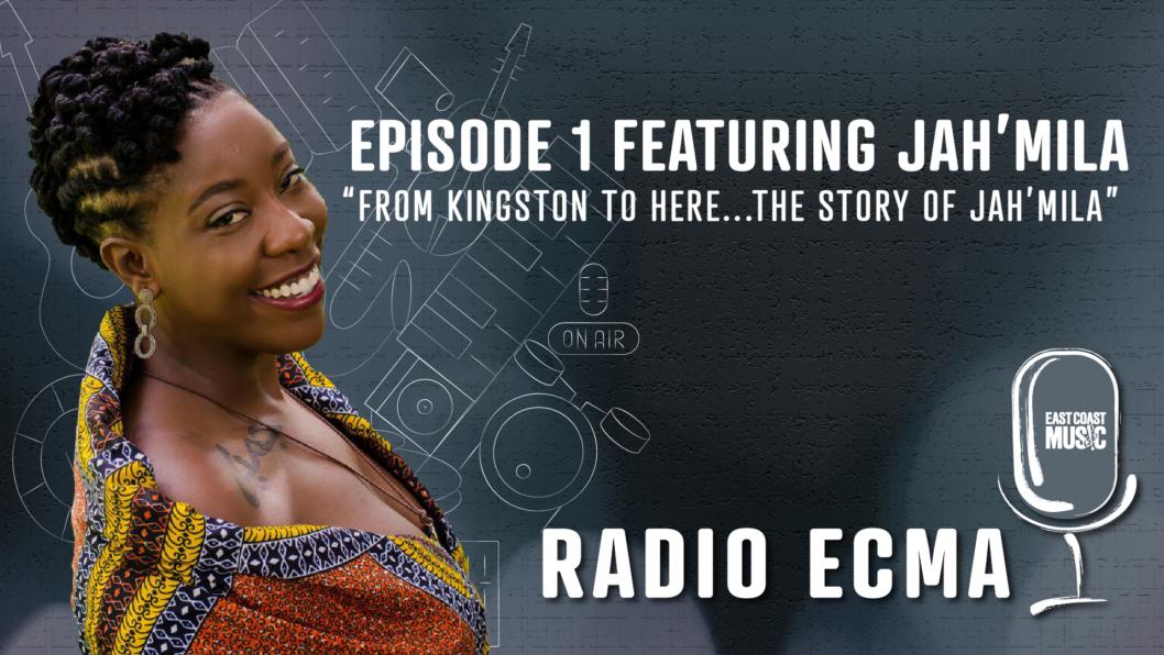 Introducing...Radio ECMA the Podcast!