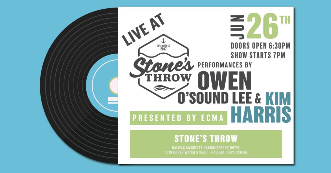 Live at Stone's Throw ft Kim Harris & Owen O'Sound Lee
