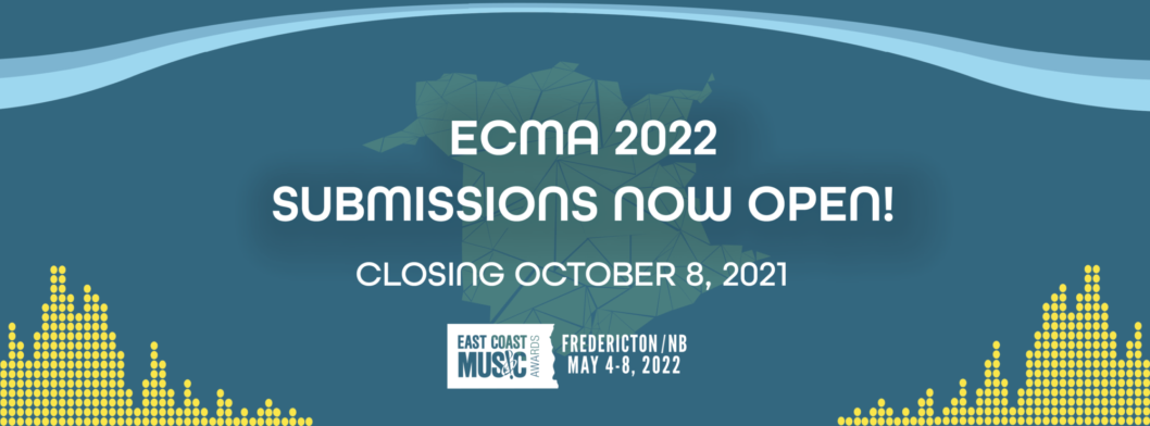 ECMA 2022 AWARDS & SHOWCASING SUBMISSIONS NOW OPEN