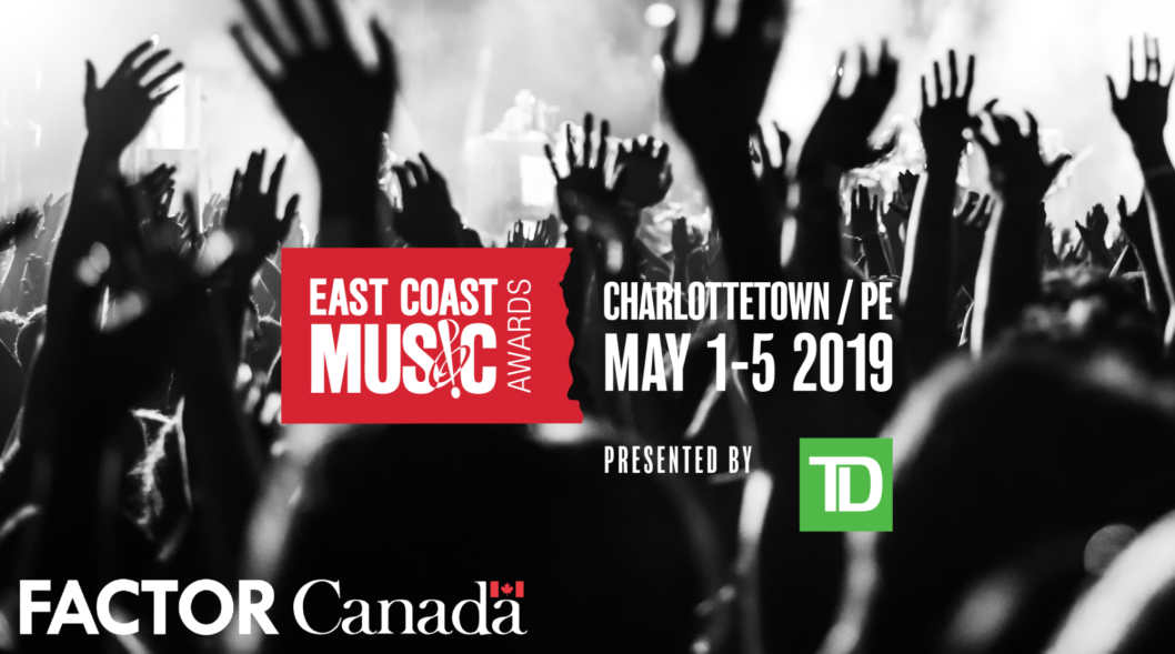 ECMA announces TD as presenting sponsor for the East Coast Music Awards: Festival & Conference