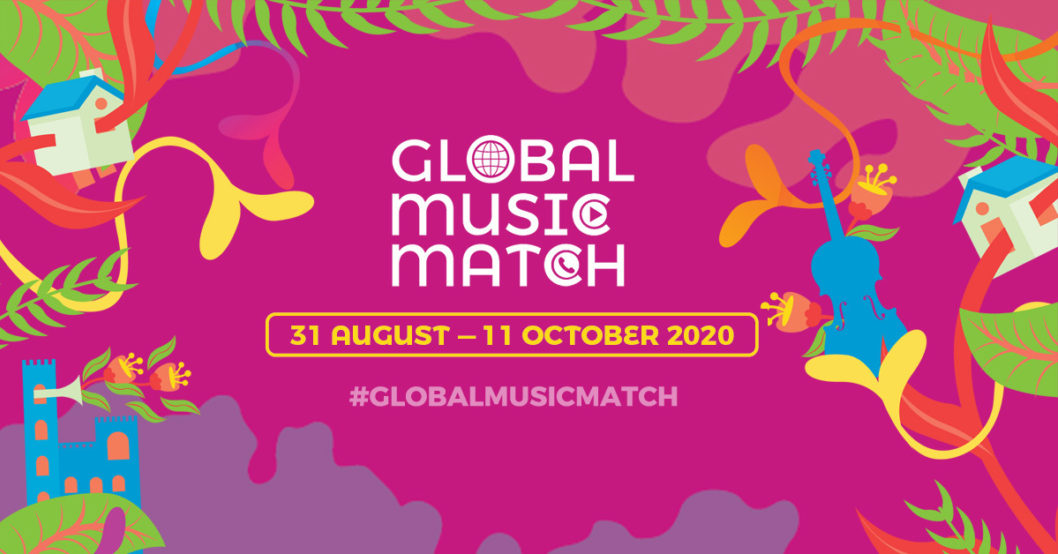Global Music Match unites 14 Music Export Programs for a world first!