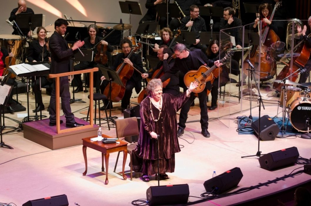 Rita MacNeil, 1944-2013