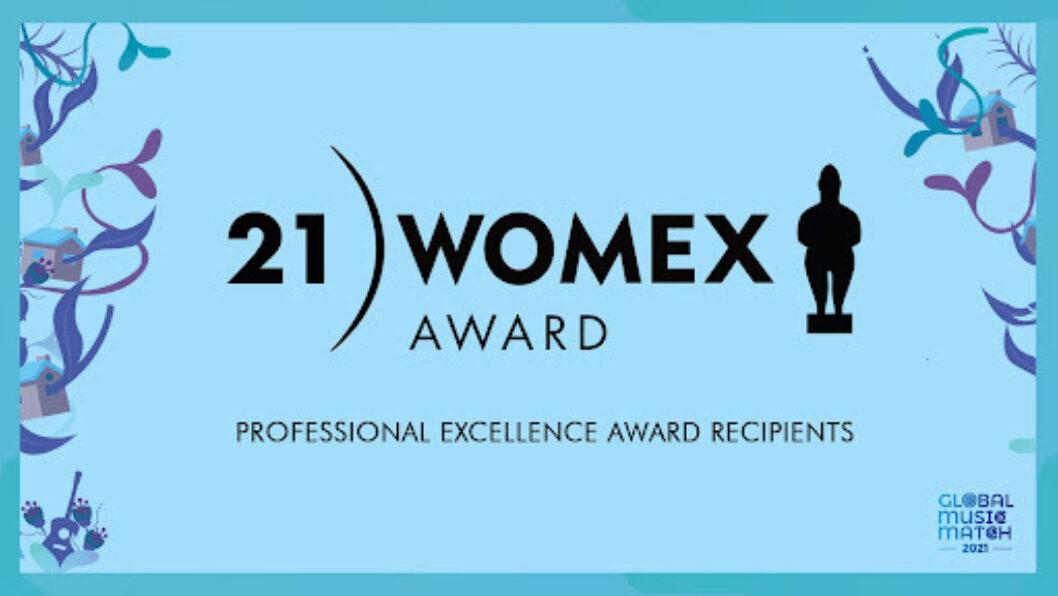 GLOBAL MUSIC MATCH WINS PRESTIGIOUS WOMEX PROFESSIONAL EXCELLENCE AWARD