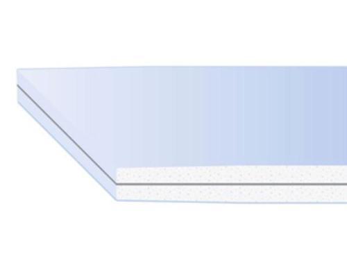 5/8 in x 4 ft CertainTeed SilentFX Noise-Reducing Gypsum Board