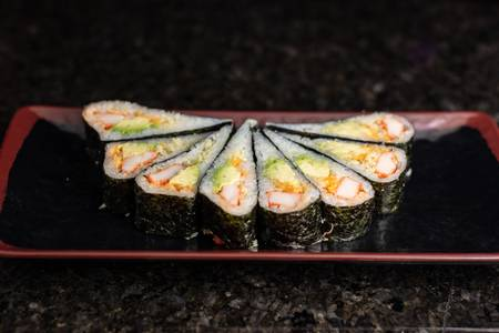 Rocket Roll (8) from Akame Sushi in Eau Claire, WI